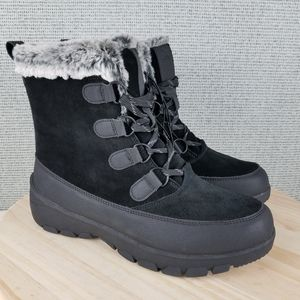 All in Motion Cathleen Waterproof Winter Snow Boot